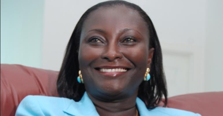 Dr. Theresa Oppong Beeko, President Of MANET Group