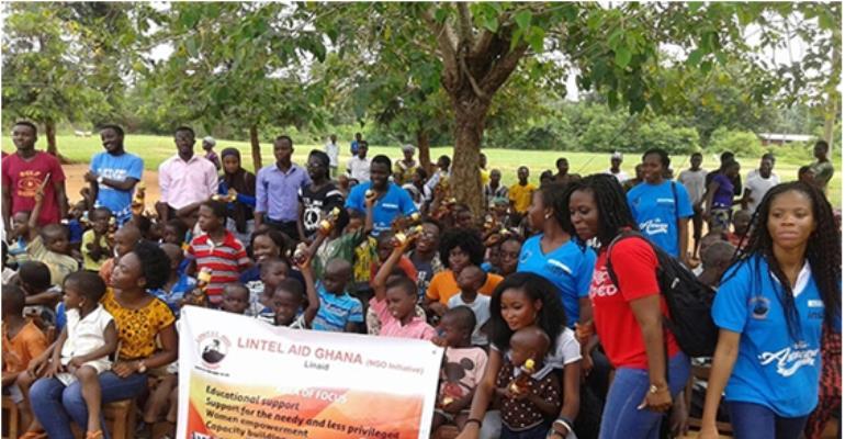 A Visit to Abetima D/A in Asesewa