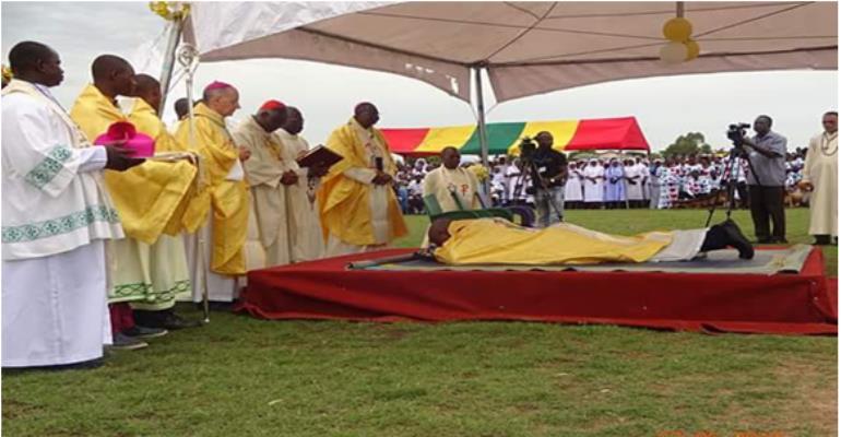 Thank You, Bishop Emeritus, Most Rev. Dr. Paul Bemile
