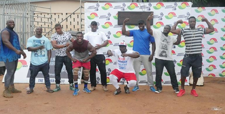 TV3 Redefines Body Building Sports With Season 5 Of Ghana's Strongest Man