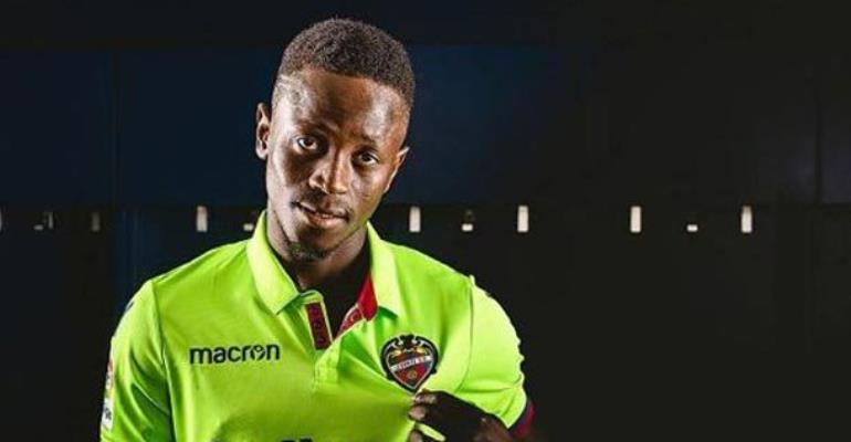 Emmanuel Boateng Set To Join Chinese Super League Side