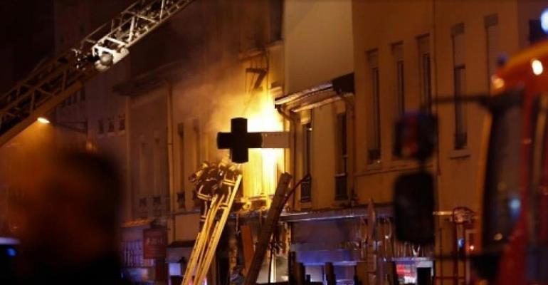 Woman, Child Killed In Lyon Gas Blast