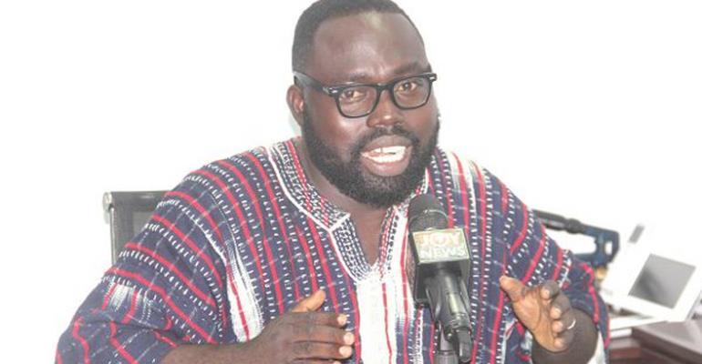 Peter Boamah Otukunor