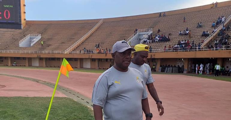 We Failed To Qualify For World Cup Due To Poor Preparation - Jimmy Cobblah