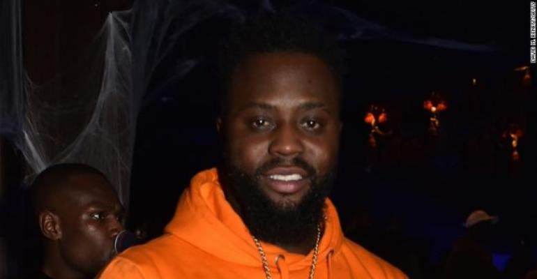 Cadet attends a Krept And Konan gig after-party on October 25, 2018 in London.