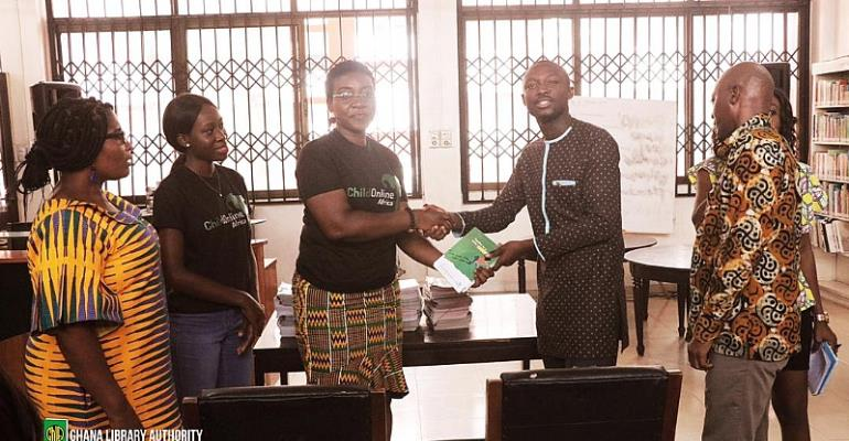 Child Online Supports Ghana Library To Promote Online Safety Among Children