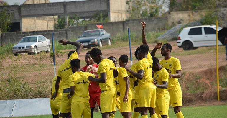 CAF CC: CK Akunnor Call On Players To Defend Well Against Zesco United