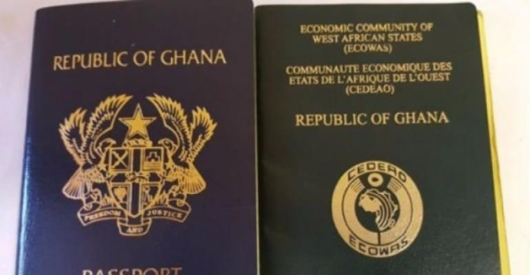 How To Apply, Renew Ghana Passport Online