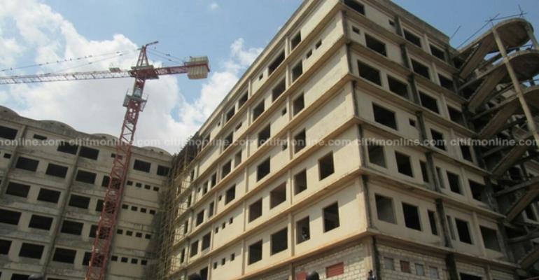 Work To Resume On Abandoned KATH Maternity Block After Otumfuo's Visit