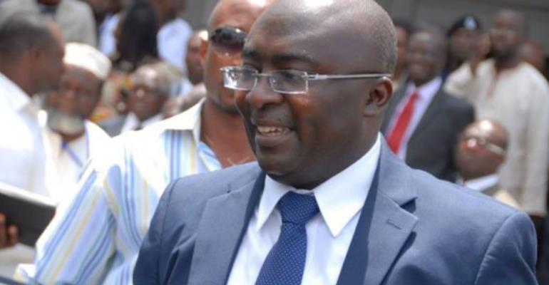 Vice President, Alhaji Dr. Mahamudu Bawumia