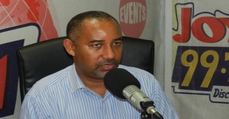 Mr. Alex Mould, Former Chief Executive of the Ghana National Petroleum Corporation (GNPC)