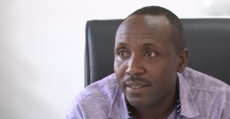 Acting General Secretary of the NPP, John Boadu