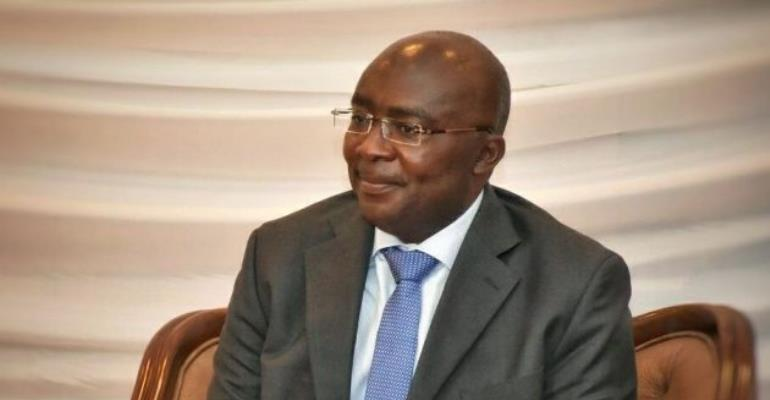Veep Bawumia Expected Back To Work In Few Days