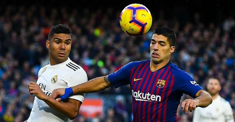 Barcelona coach Valverde: Real Madrid Copa clash an excellent spectacle