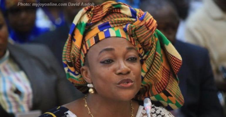 Supreme Court asked to revoke Otiko Djaba's appointment