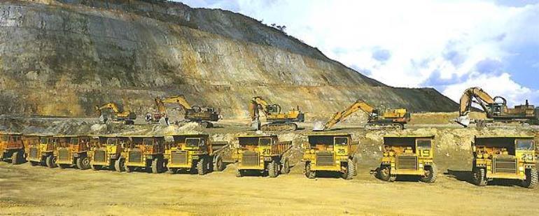 Getting Obuasi mines working again
