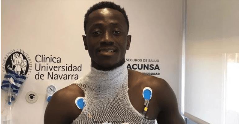 Emmanuel Boateng Undergoes Dalian Yifang Medicals