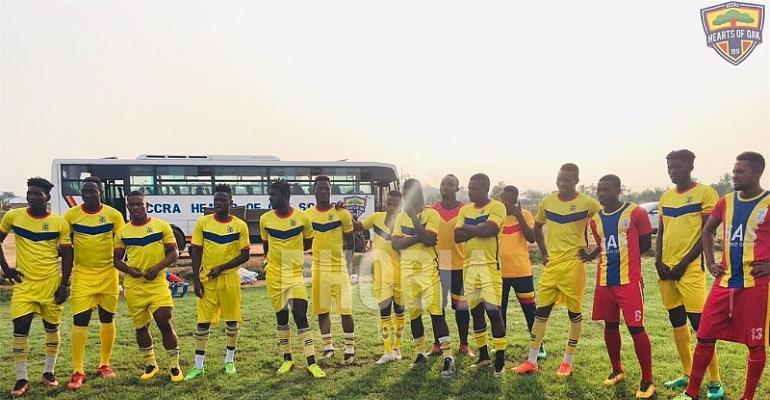 Hearts of Oak: Rising Like A Phoenix From The Ashes