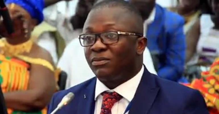 Akufo-Addo Must Scrap Office Of Minister Of State In Charge Of National Security