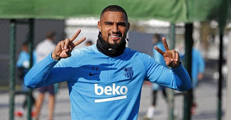 Kevin Prince-Boateng Pays A Fan The Money He Spent To Sign Him In Fantasy Football