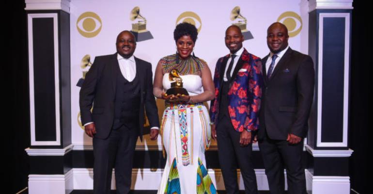Soweto Gospel Choir Grabs Third Grammy Award