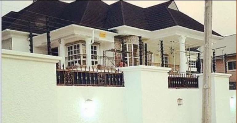 Mahama's Housing Project