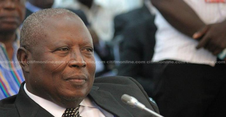 No Need To Officially Resign From NDC--Amidu