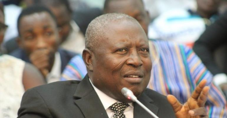 Ayine sues 'too old' Amidu over SP nomination