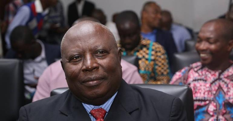 Amidu's Vetting To Go On Despite Supreme Court Suit