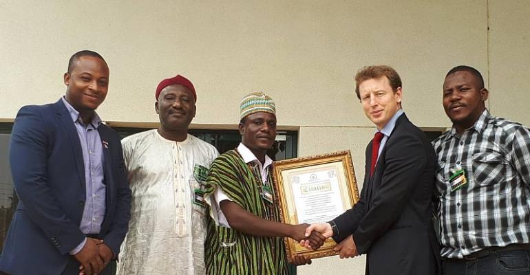 Tijaniya Council Honours 3 Personalities
