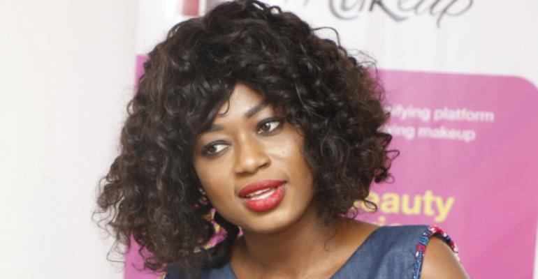 Rebecca Donkor, CEO of Make-Up Ghana