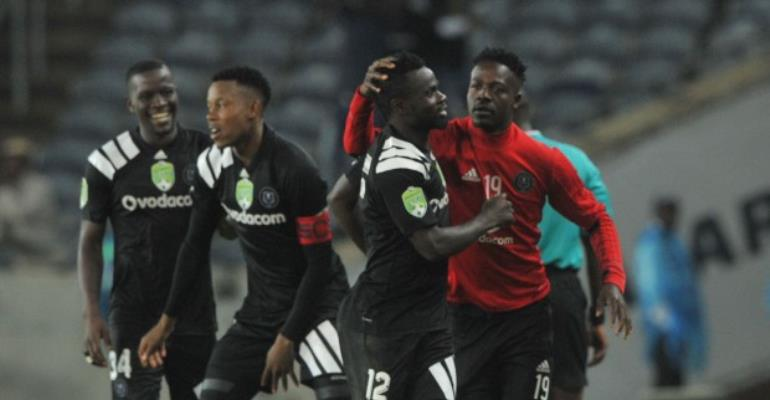 Orlando Pirates Coach Micho Encourages Bernard Morrison To Punch Above His Weight