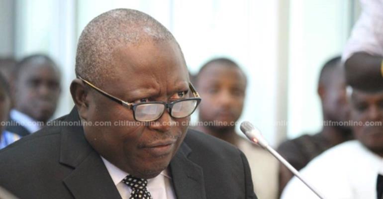 Amidu: 'I Turned Down Supreme Court Job'