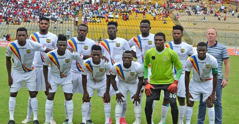 Hearts of Oak To Use Tema Stadium As New Home Venue