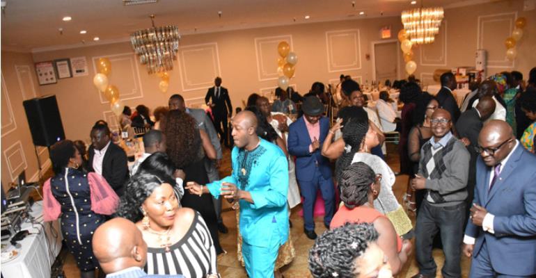 Kwakwaduam Association Of New York Marks End Of Year Fundraising Dinner Dance