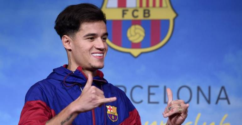 Barcelona star could make unexpected Anfield return in the summer — Philippe Coutinho
