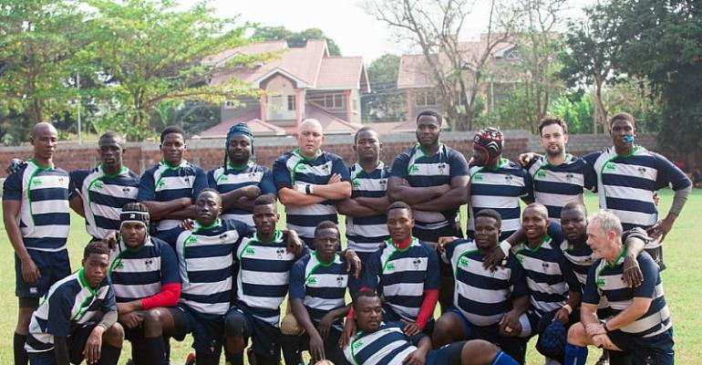 Conquerors Unbeaten In Ghana Rugby Championship