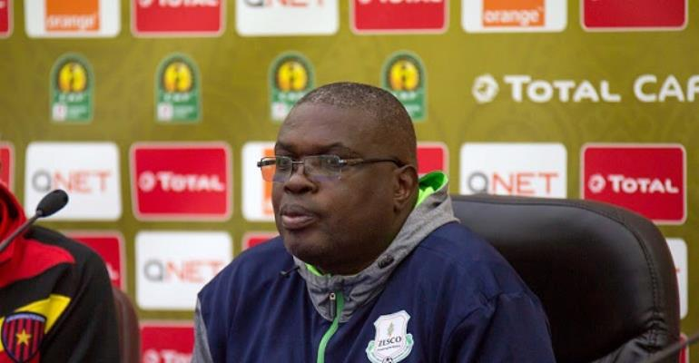 Zesco United Head Coach George Lwandamina