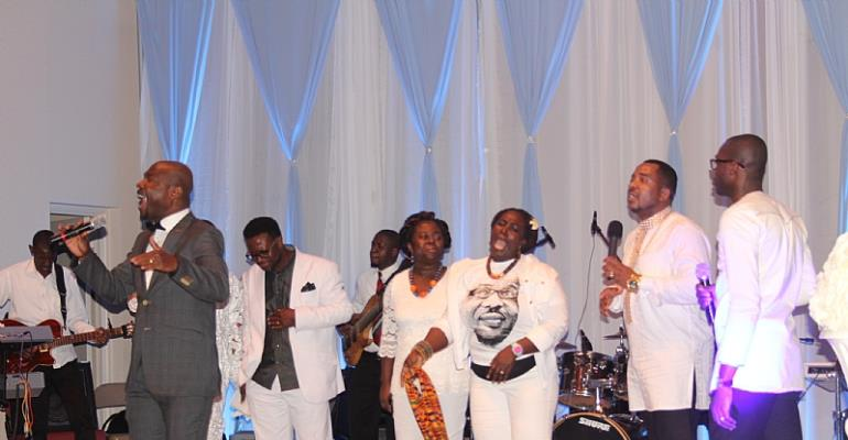 Minister Danny Nettey Honored With Musical Concert In Virginia