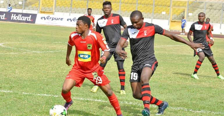 Ex-Kotoko CEO Hails Club's Fans In Victory Over CARA Club
