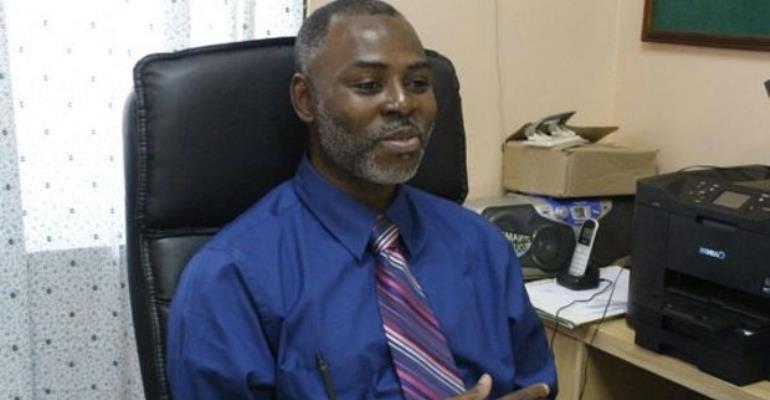 Dr. Eugene Dordoye