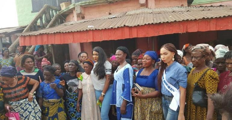: Former MGBN Queen Renovates Home & Opens Small-Scale Business for Widow