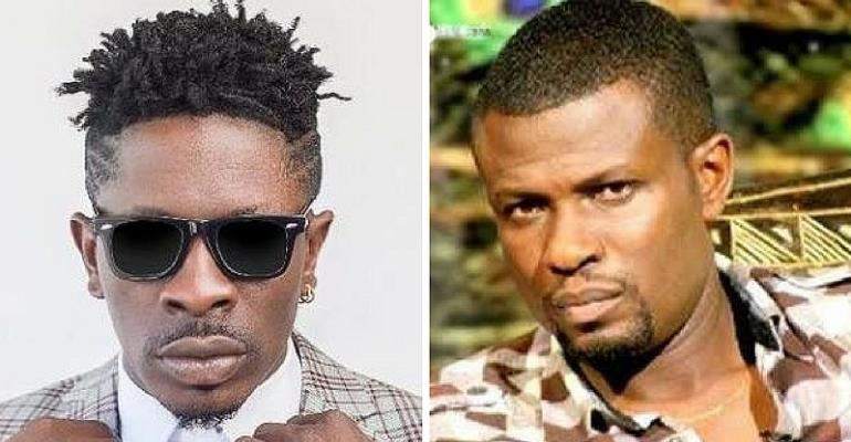 Behave Like An adult, And Stop Being A fool – Shatta Wale Responds To Okraku Mantey