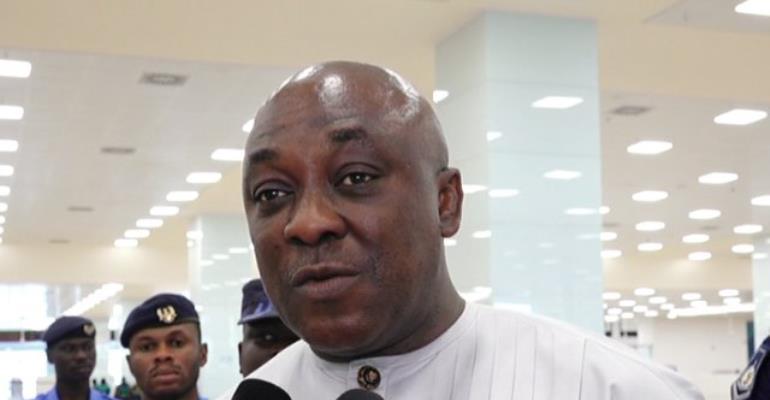 Carlos Kingsley Ahenkorah, Deputy Trade Minister