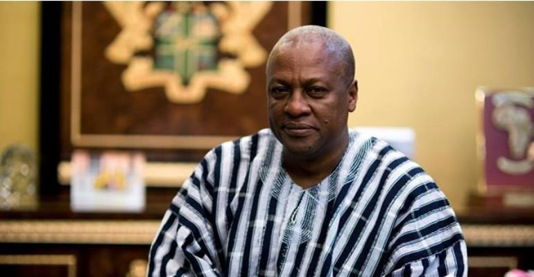 Allow Special Prosecutor to be independent- Mahama tells Akufo-Addo
