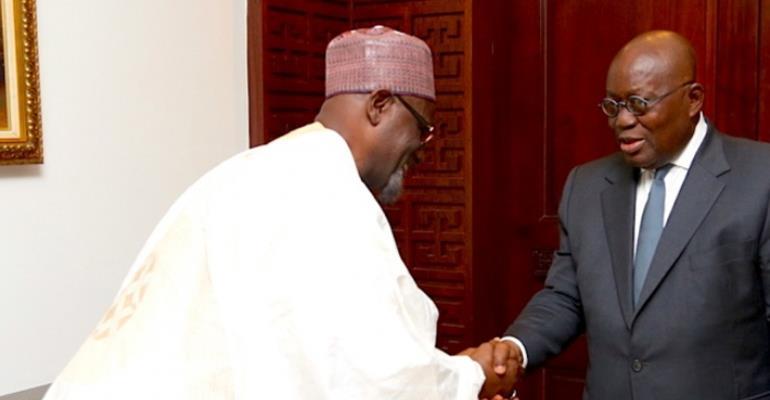 Ghana Finally Found 'A Leader' – Maulvi Bin Salih