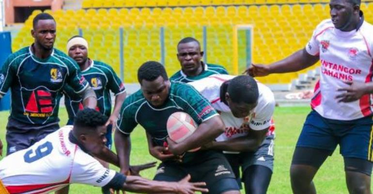 Battle of the giants in Ghana's Rugby Championship on Saturday