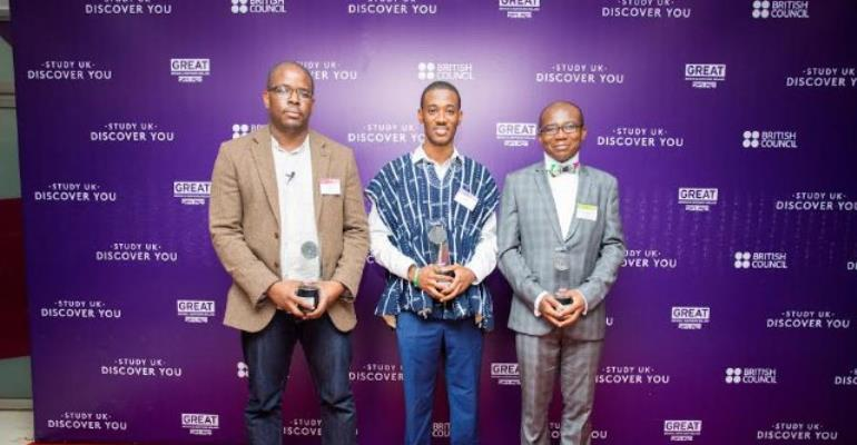 British Council holds maiden UK Alumni Awards held