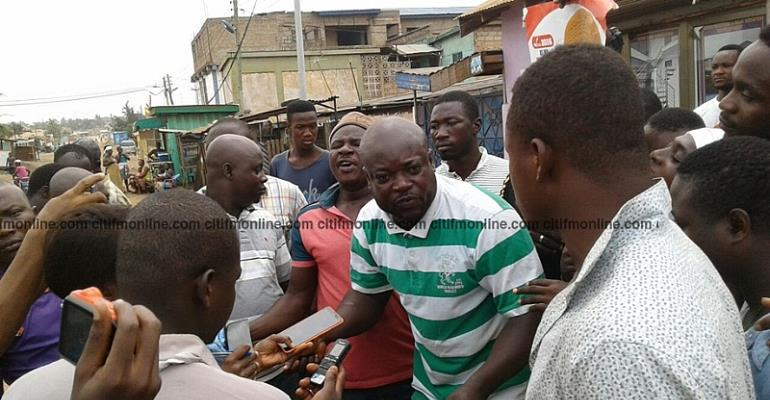 Tension mounts in Ashaiman ahead of MCE nomination