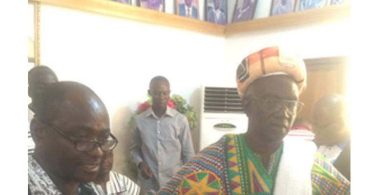 Chief of Bogu Elected Northern Regional Council Of State Rep